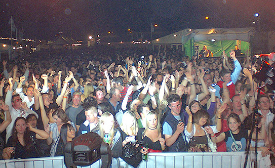 Cork Week bands