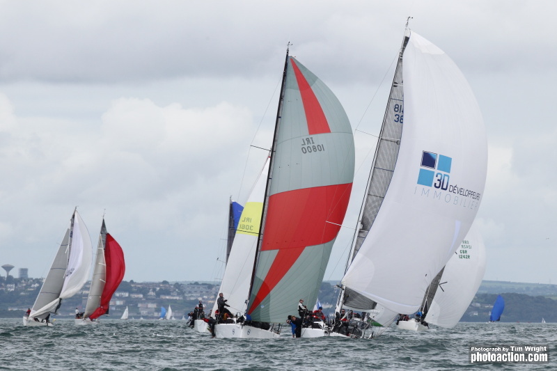 Volvo Cork Week 2016